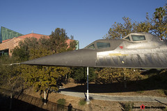 60-6927 - 124 - Lockheed A-12 Blackbird TA-12 Titanium Goose - California Science Center - Los Angeles, California - 141223 - Steven Gray - IMG_5856