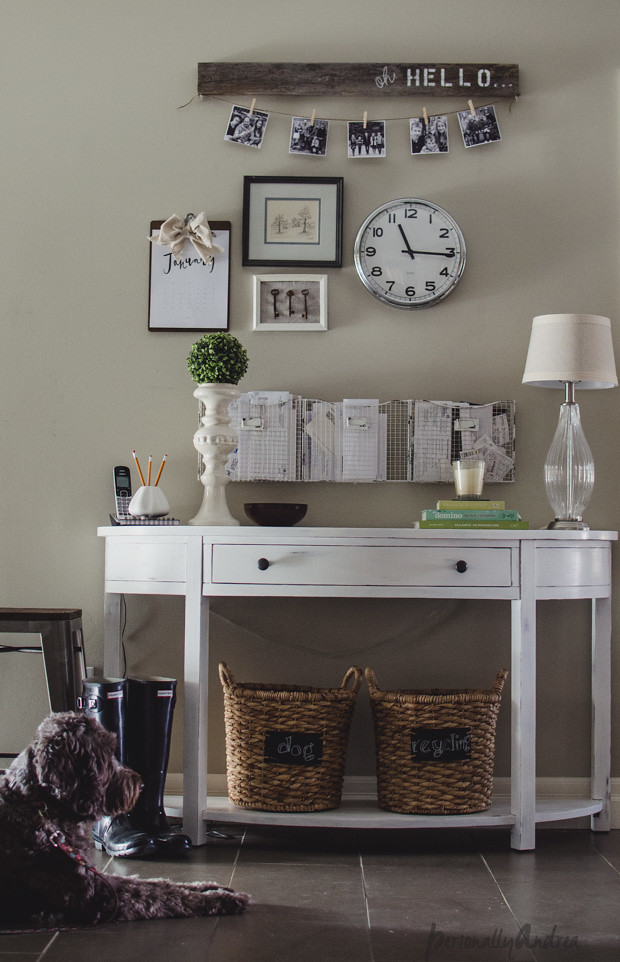 Big Box Store Furniture Goes Shabby-Chic with Chalk Paint®