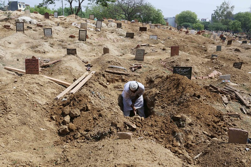 The Biographical Dictionary of Delhi – Gravedigger Allah Hu, b. Piplauti Village, 1930-2016