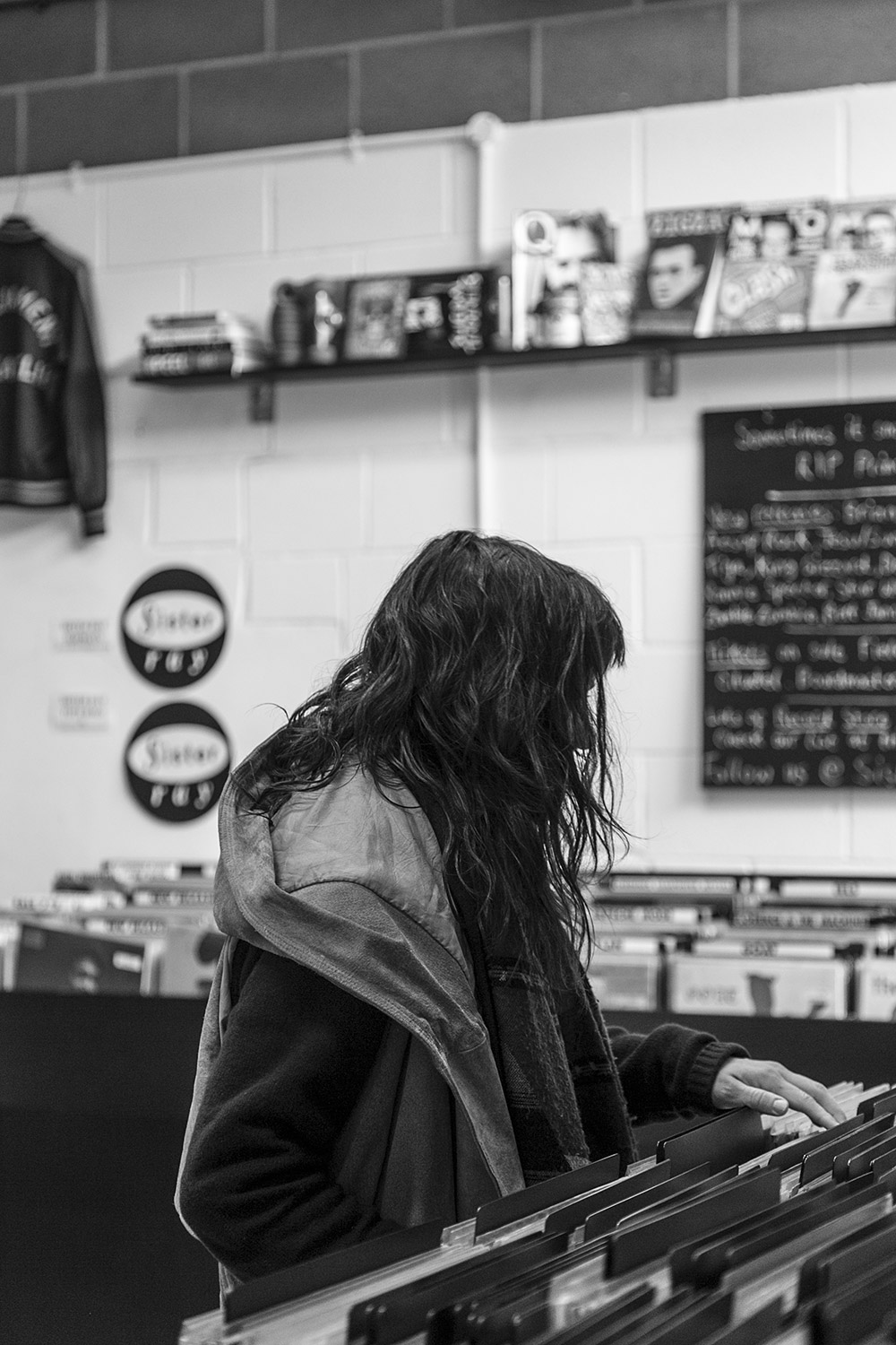 Record Shopping With Emily Wells