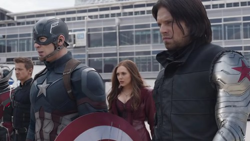 Captain America - Civil War - screenshot 8