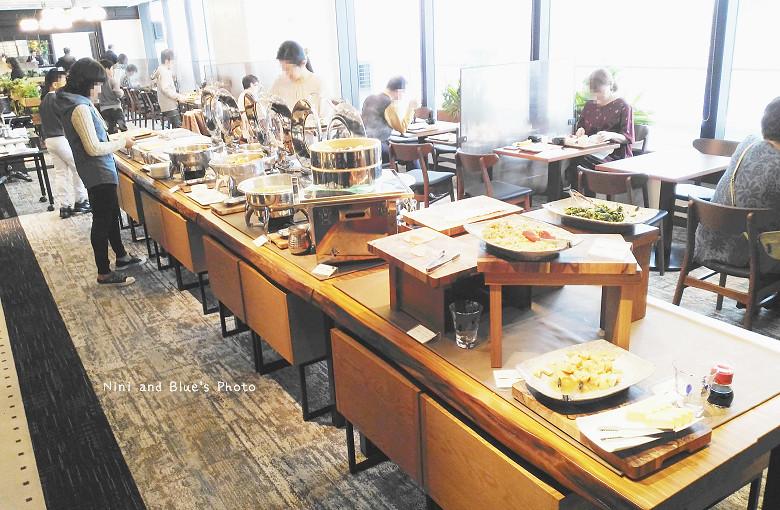 日本大阪住宿Hotel granvia osaka14
