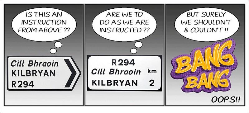 Kilbryan Signs