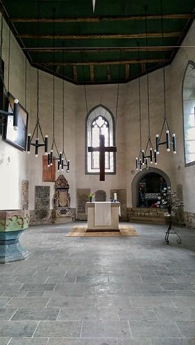 Kirche in Kapellendorf