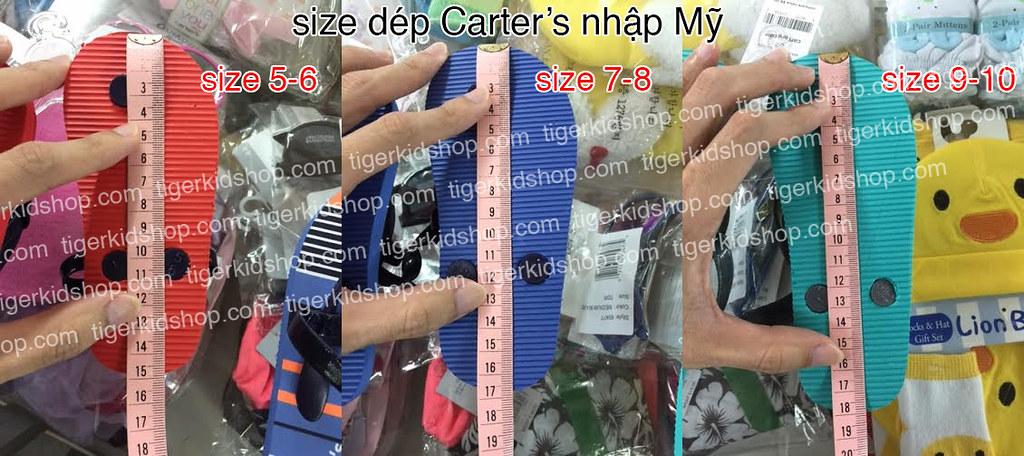 27072173296 628093b63c b Sandal cho bé trai nhập Mỹ chính hãng Carters