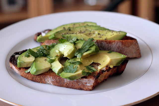 Avocado Toast II