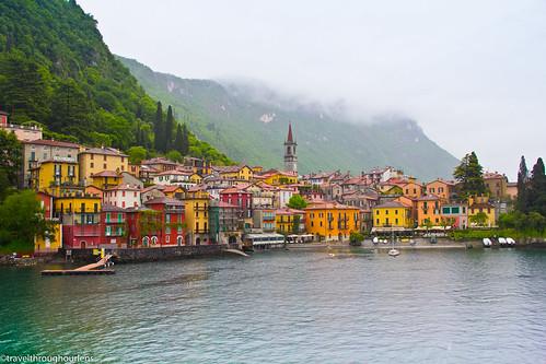 Varenna, a cozy little town in Lake Como, Italy