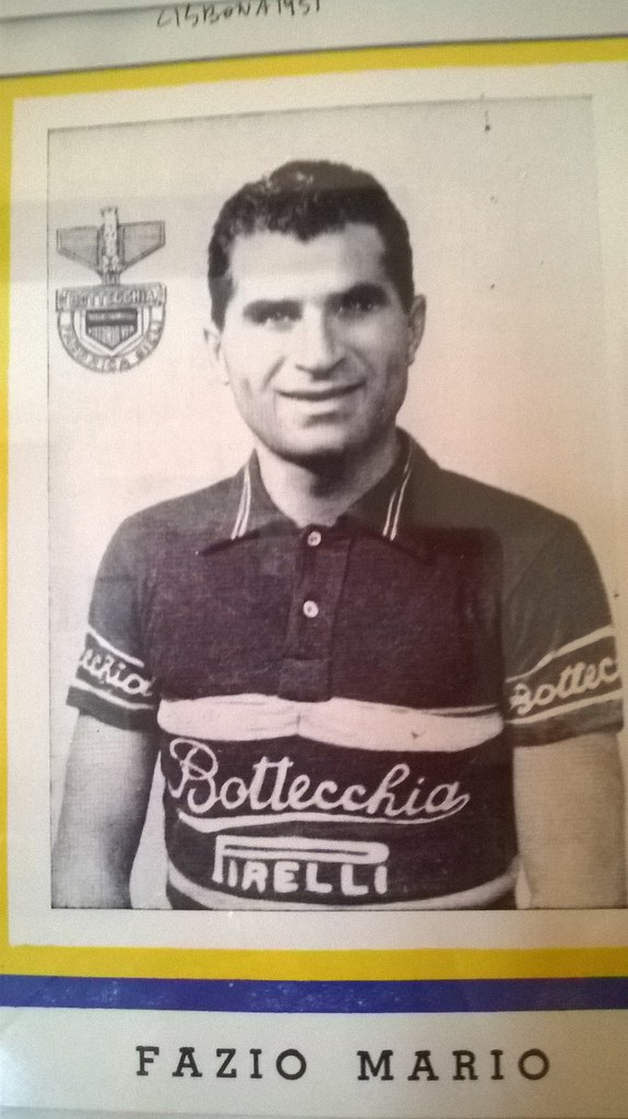 Fazio Mario maglia Bottecchia (foto gentilmente inviata dalla nipote Gabriella)