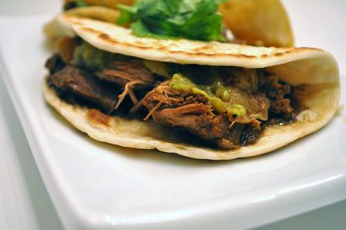 Braised Beef Tacos