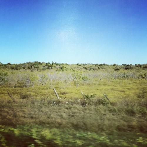 sky motion rural square landscape texas farm squareformat bigsky hudson carshot ontheroad detour ruraltexas iphoneography instagramapp uploaded:by=instagram