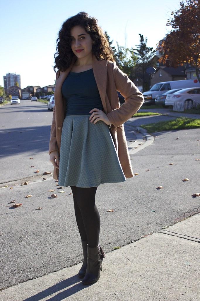 H&M+Skirt