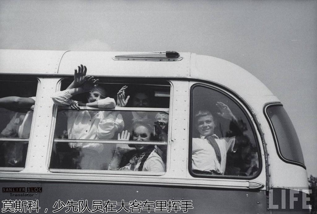 1958-1960年苏联(杰瑞·库克 摄)46