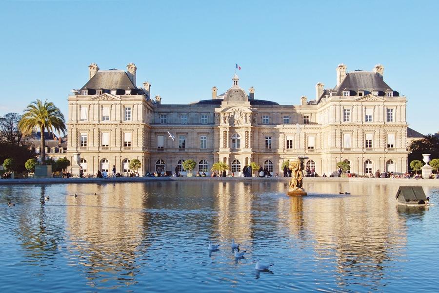 Autumn in Paris (2)