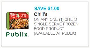 theres a 11 chilis single serve frozen food product printable coupon
