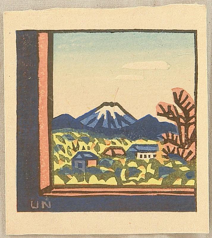 unichi-hiratsuka-mt-fuji-1930