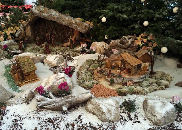 Weihnachtsmarkt im Reservegarten Hirschstetten