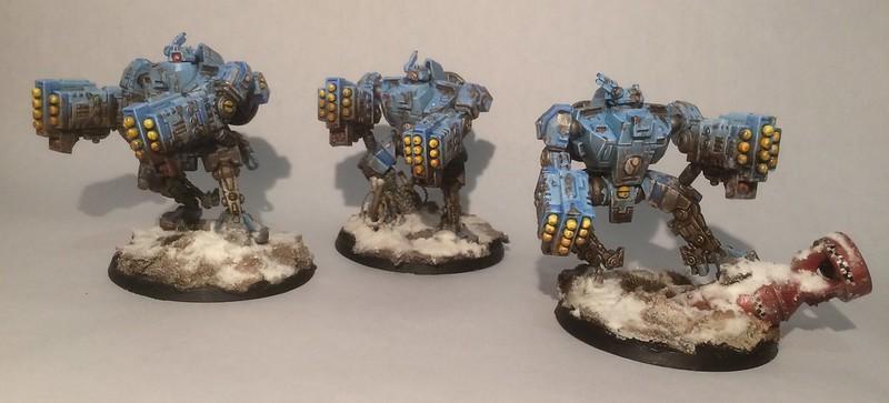 Missile Broadside Team