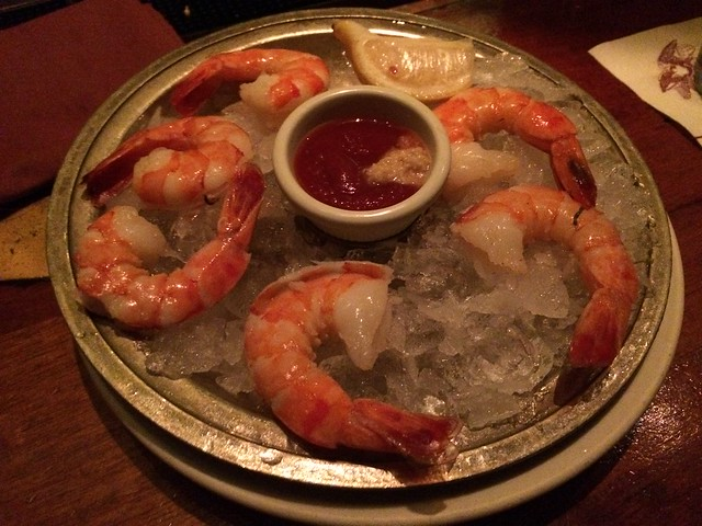 Jumbo shrimp - Old Ebbitt Grill