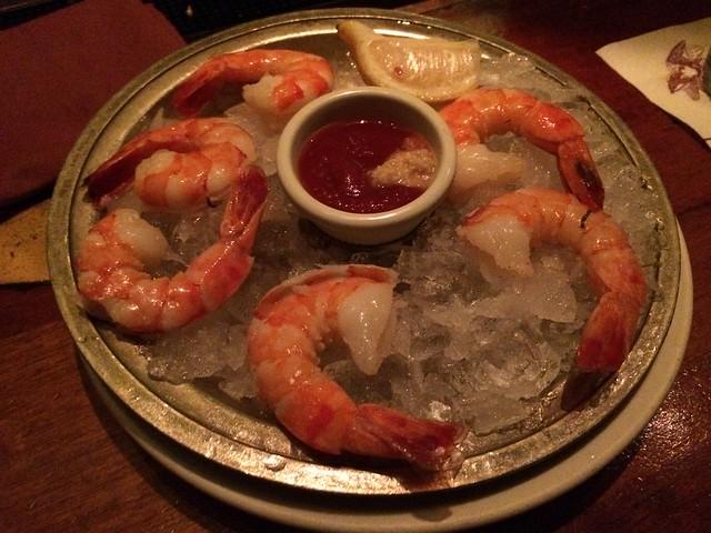 Jumbo shrimp - Old Ebbitt Grill