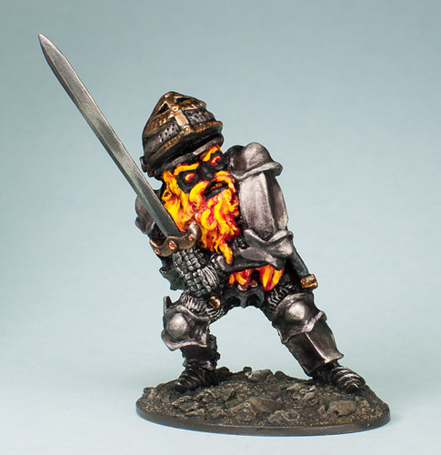Dungeon Dwellers Fire Giant