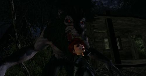 Haunted Halloween Sim 2014