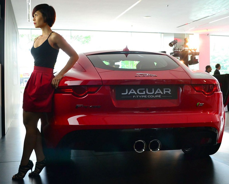 Launched The Jaguar F-TYPE Coupé - Malaysia-003