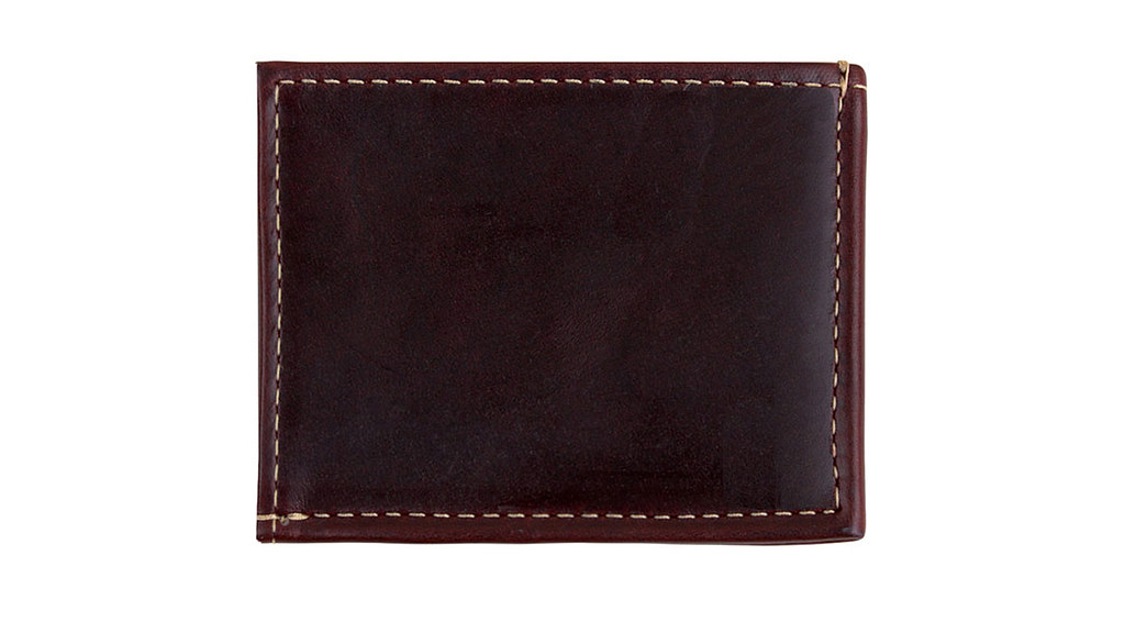 wwSlimmy Slim International Wallet Alternative - Luxury Oil Tan Leather