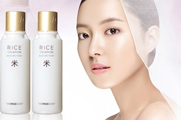 THE FACE SHOP RICE CERAMIDE Moisture Skin Care Toner Emulsion Cream Lotion Set | EBay