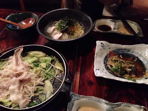 食事@まえわり屋