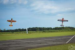 Yak Extra 3D  Flight  2 Evento 3D y Jets Sobre Guatemala