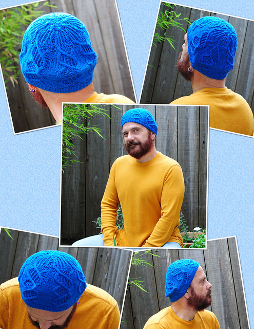 hyperion hat collage