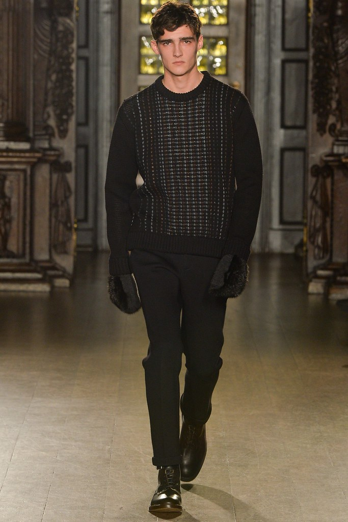 FW15 London Pringle of Scotland015_Elliot Vulliod(VOGUE)