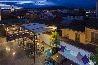 Gallery Hotel Málaga.