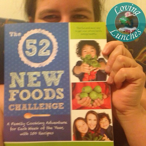 Loving a surprise after work… look what's arrived! Can't wait to join in the #52newfoods challenge with @crunchacolor 😍