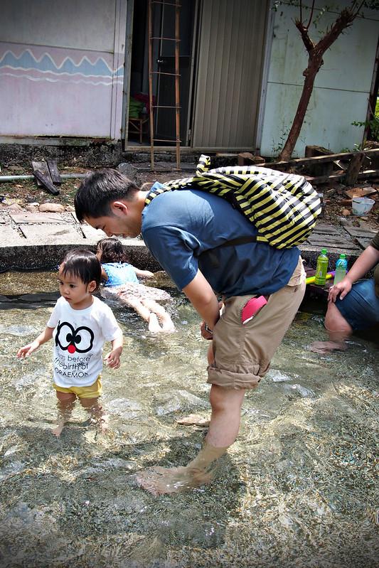 9桃米親水公園(桃米生態區戲水池)