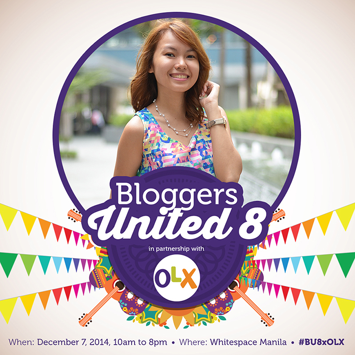 Bloggers United Trice Nagusara 01