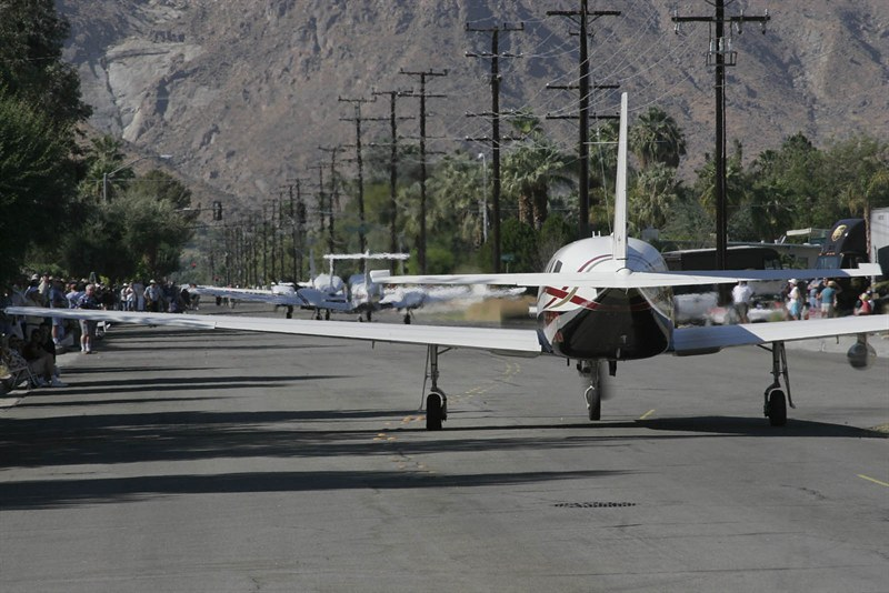 Parade Of Planes