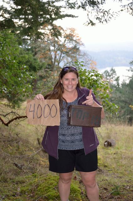 Annie at find #4000