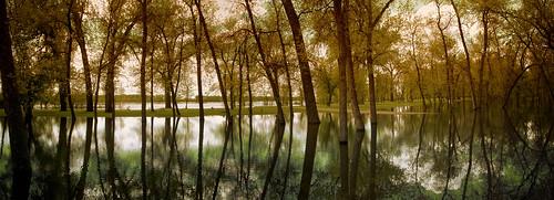 trees panorama water river spring nikon flood north may parks missouri nikkor dakota d300 2011 175528