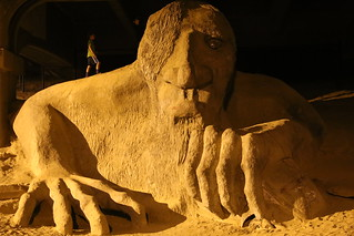 The Fremont Troll. Seattle, Washington.