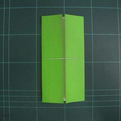 การพับกระดาษเป็นรูปแรด (Origami Rhino) 002