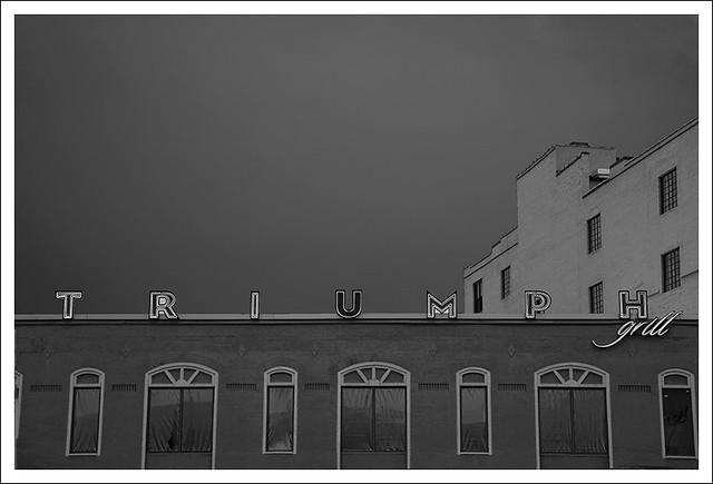 Triumph Grill