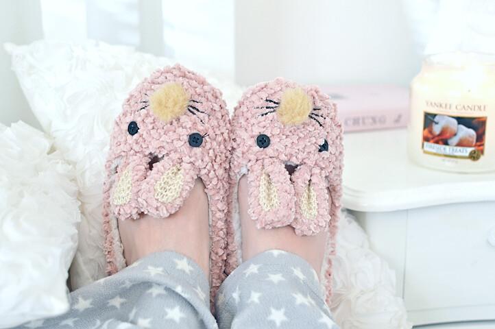 bunny slippersx