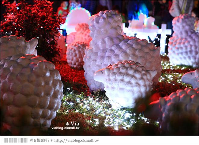【萬金教堂】屏東萬金教堂聖誕季~3D光雕秀+耶誕地景藝術/全台最濃耶味小鎮!38