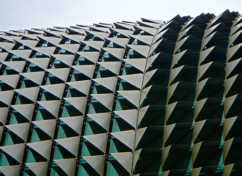 The 'Durian' Arts Centre, interesting architecture