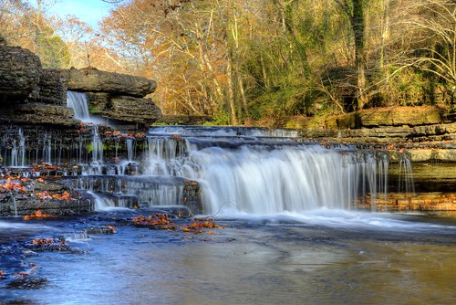 waterfall water fall tennessee
