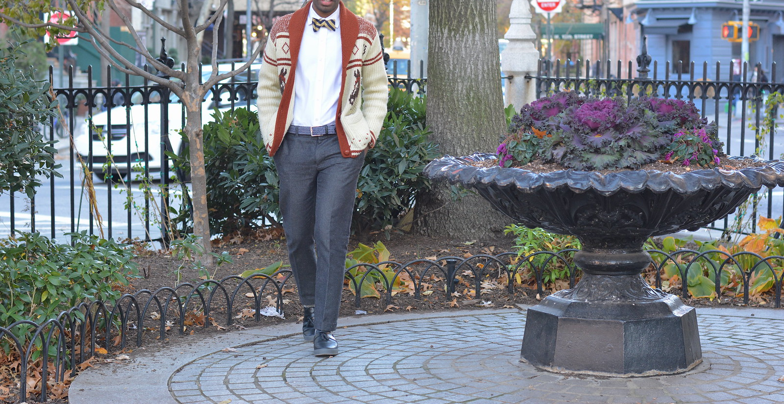 NYC Street Style - Style Society Guy Blog