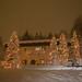 Akureyri in december. by joningic