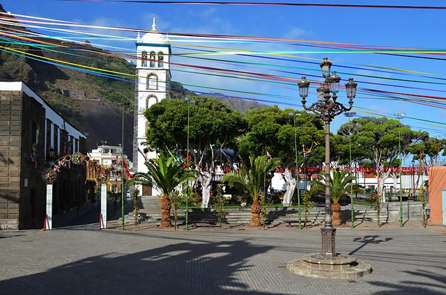 Garachico, August, Tenerife