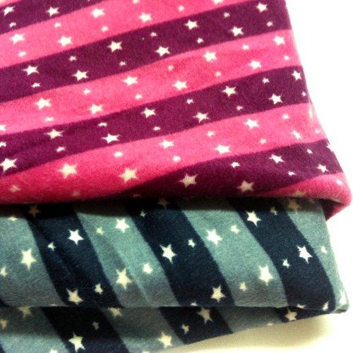 【限宅配】橫條五角星 寢具 衣物 嬰兒毛毯肚圍背心 冷氣毯 睡衣睡袍 玩偶 LC690007